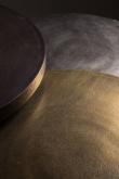 Dutchbone - Alime - set á 3 Satsbord - Metall