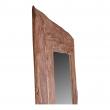 Granada Antik Spegel i antik teakträ
