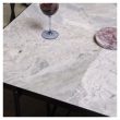 HANDVÄRK - Matbord 230x96 - Grå marmor