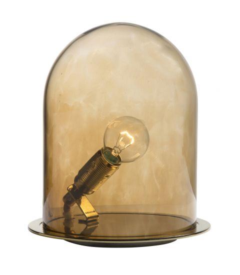 Ebb&Flow - Glasdome till Glow in a Dome, Chestnut, Ø15,5