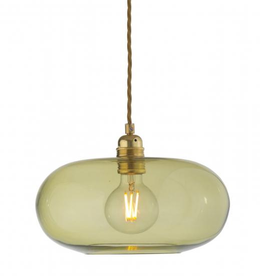 EBB & FLOW  - Horizon Pendel, Ø29cm olive