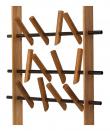 We Do Wood Coat Frame - Ek/Svart