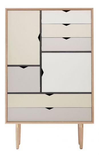 Andersen Furniture - S5 Skänk - Oljad ek