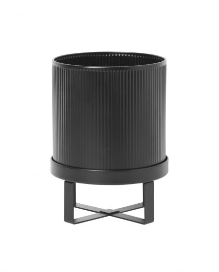 Ferm Living - Bau Pot S - Svart