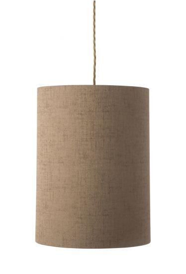 Ebb&Flow - Lampskärm, bronze marl, Ø30,