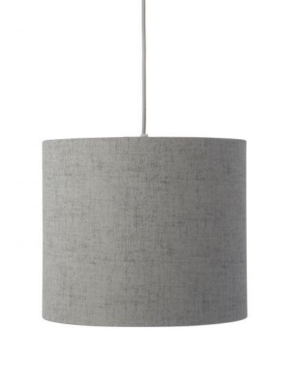 Ebb&Flow - Lampskärm, grå marl, Ø35