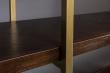 Dutchbone - Class Bokhylla m/stålram - Acacia Fanér