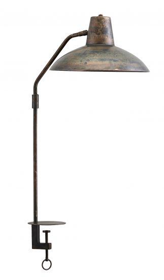 House Doctor Desk Bordslampa, Antikmetall, H70cm