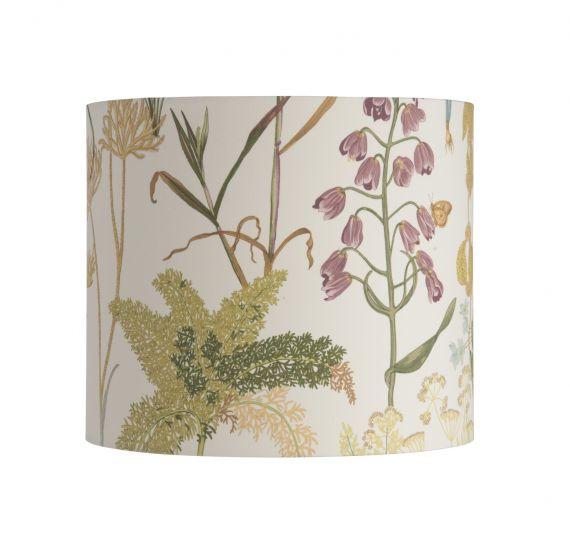 Ebb&Flow - Lampskärm, botanical, Ø35, bordslampa,