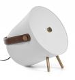 Kave Home - Match Bordslampa - Vit