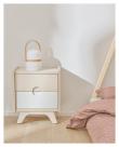 Kave Home Nunila Kids Sängbord – MDF/Askfaner