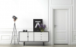 Andersen Furniture - S6 Skänk- Svart/Vit