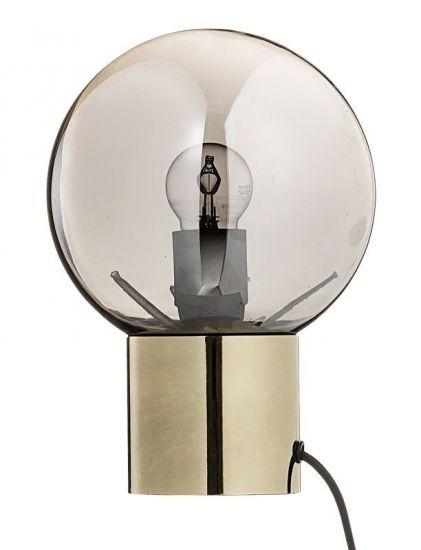 Bloomingville Bordslampa - Guld - Ø18