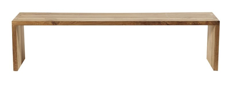 Muubs - One Bänk 180 cm - Återvunnen teak
