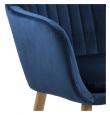 Mynte Matstol - Mörkblå