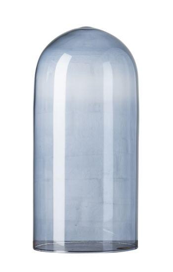Ebb&Flow - Glasdome till Speak UP! Lamp, deep blue, Ø20