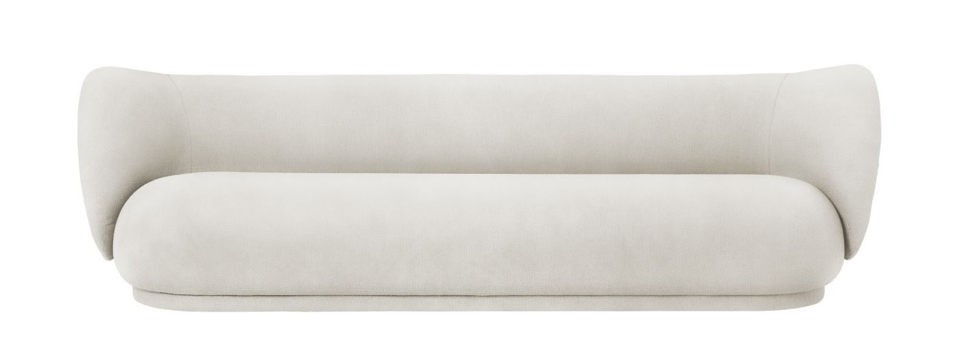 Ferm Living - Rico 4-sits Soffa - Off White