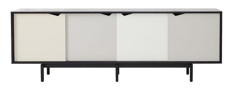 Andersen Furniture - S1 Skänk- Svart - Doeskin