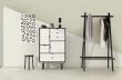 Andersen Furniture - S5 Skänk - Svartlackad/Vit