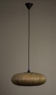 Dutchbone - Bond Takpendel  Oval - Askfanér