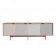 Andersen Furniture - S1 Skänk - Såpabehandlad ek - Doeskin