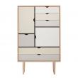 Andersen Furniture - S5 Skänk - Såpabehandlad ek