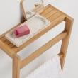 Kave Home - Sunday Handdukshållare Vägg - Teak