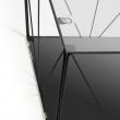 Kave Home - Tilo Soffbord 60x60 - Svart