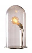 EBB & FLOW  - Glasdome till Speak Up! Lamp, obsidian, Ø20