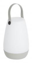 Kave Home Dianela LED Lampa – Vit/Grå