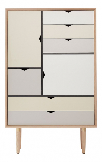 Andersen Furniture - S5 Skänk - Vitoljad ek