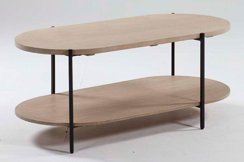 LaForma - Palmia Soffbord 110x55 - Natur