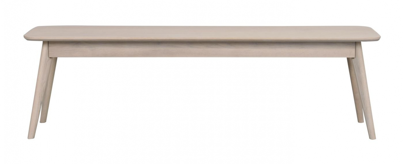 Yumi Bänk - Vitpigmenterad ek