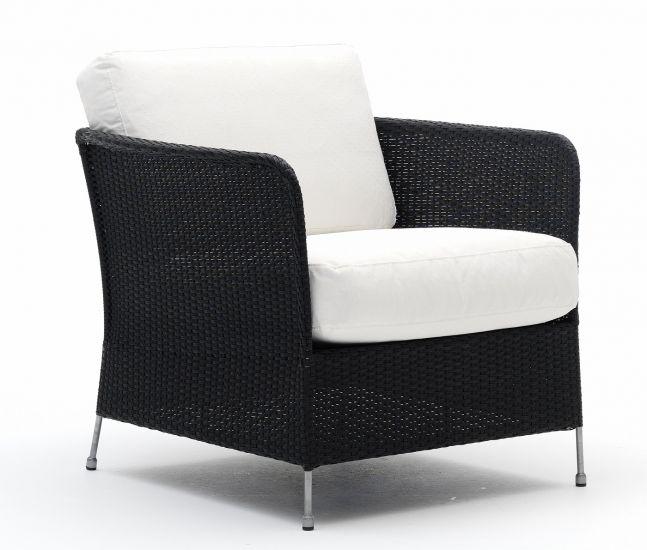 Sika-Design Sittdyna till Orion Loungestol - Vit
