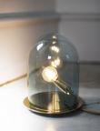 EBB & FLOW  - Glow in a Dome, mässing metalllbas, Ø18
