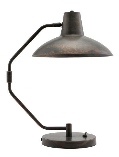 House Doctor Desk Bordslampa, Antikmetall, H48cm