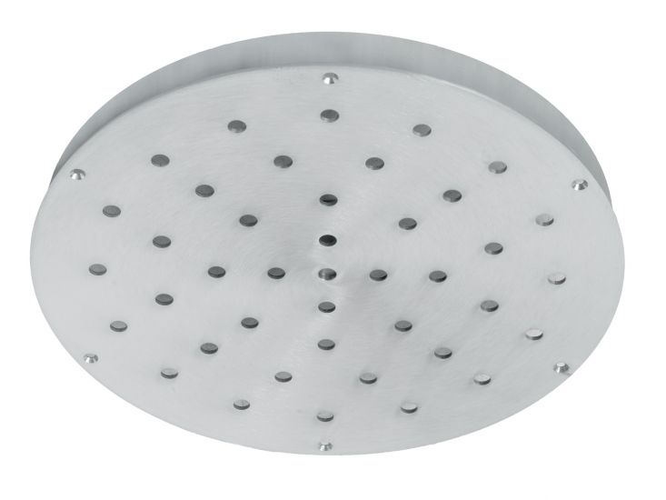 Ebb&Flow - Ceiling box, round, M, Silver