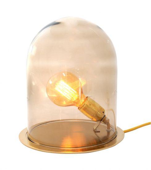 Ebb&Flow - Glasdome till Glow in a Dome, Chestnut, Ø20