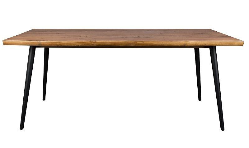 Dutchbone - Alagon Matbord 180x90 - Svarta ben