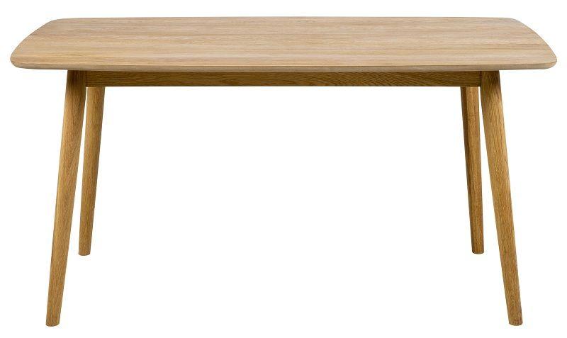 Julius Matbord - Oljad ekfanér - 150x80