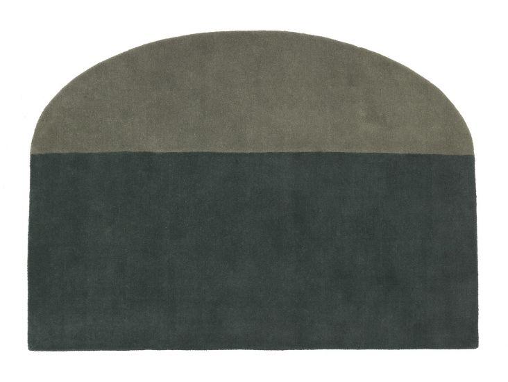 Spectre Matta - Grön, 200x140