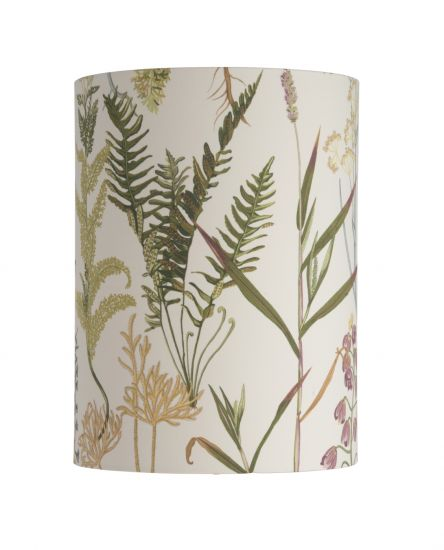 Ebb&Flow - Lampskärm, botanical, Ø30, bordslampa