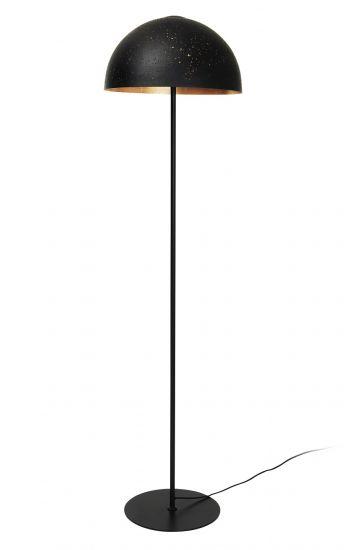 Lavas Golvlampa  - Svart/Mässing