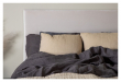 Alvik sänggavel, Beige sammet, B:120