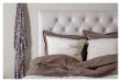 Furuvik sänggavel, Beige sammet, B:120