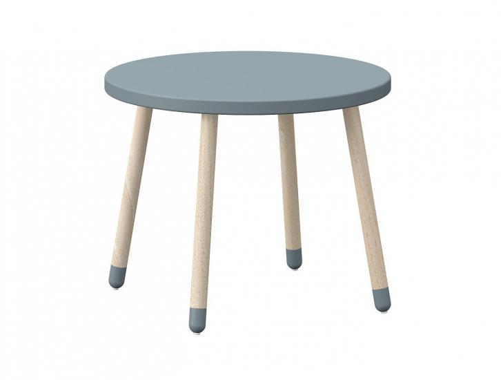 FLEXA - Dots Barnbord - Ljusblå, Ø60