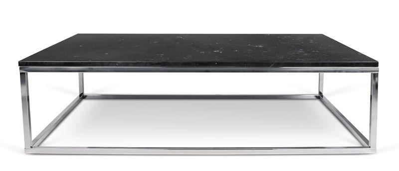 Temahome - Prairie Soffbord - Svart - 120 cm