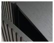Rowico Lancaster Vitrinskåp - Svart