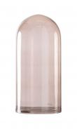 EBB & FLOW  - Glasdome till Speak Up! Lamp, obsidian, Ø15,5