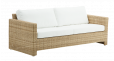 Sika-Design Sixty Loungesoffa - Natur